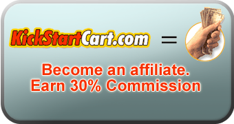 Kickstartcart: Become An Affiliate, Earn 30% Commission!